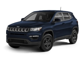 2017 Jeep Compass SUV True Blue Pearlcoat